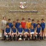 U14s Soccer Team