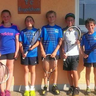 Bambini 12 - Mannschaft 2014 (Spielgemeinschaft mit dem TC Blau-Weiß Fürstenzell)