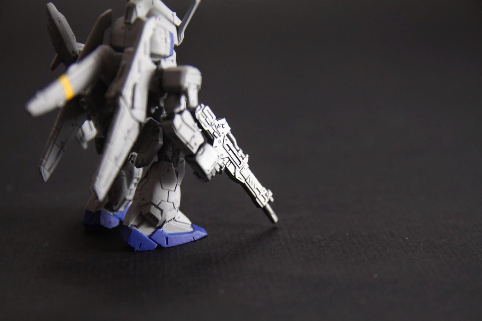 制式裝備的光束步槍