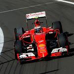 Kimi Raikkonen, Ferrari F15-T