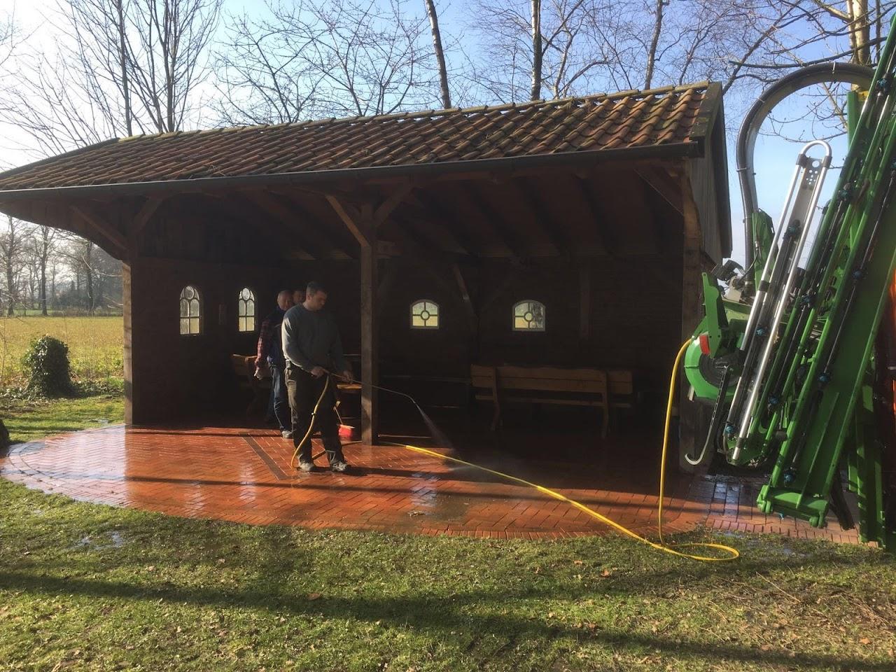 2016 Pflastern an der Vog...
