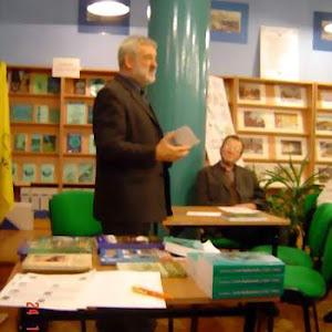 2004 rok - Spotkanie z prof. Józefem Borzyszkowskim w OKKP