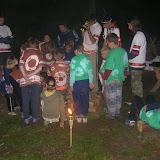 Závěrečný ceremoniál (3) - vykopávání truhly