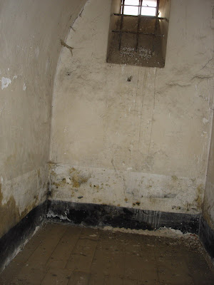 A solitary confinement cell
