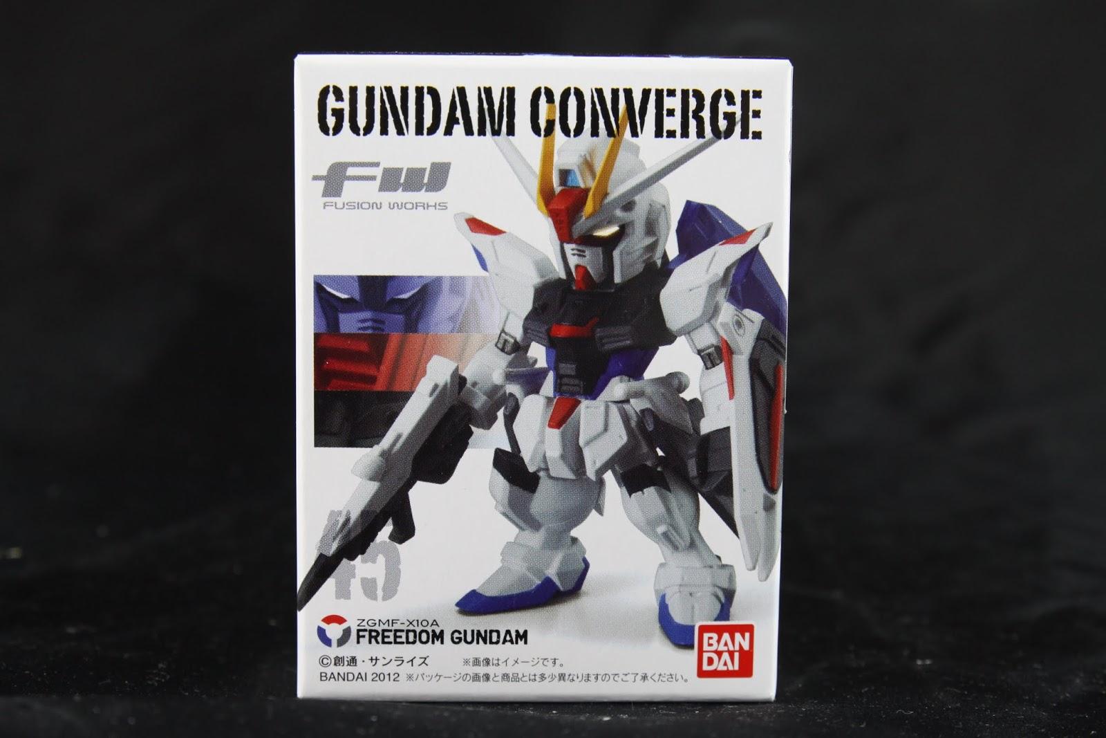 No 45 Freedom Gundam