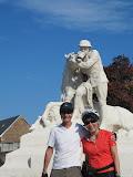 Warhorse memorial at Chipilly (by Sarah)