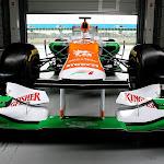 Force India VJM05 Mercedes front