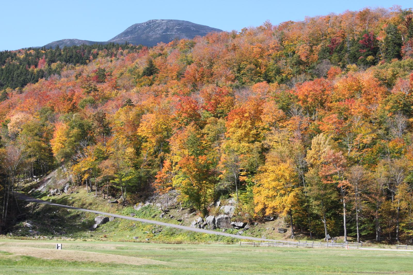 White Mountains, New Hampshire