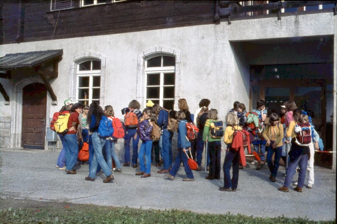 1981 Sommerlager JW - SolaJW81_020