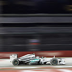 Lewis Hamilton, Mercedes W04