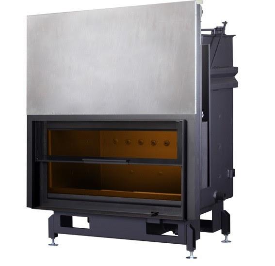 PANAQUA 100 EVO LD PODIZNI dim. 960x1122 promjer dimovodne cijevi: fi200