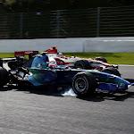 Rubens Barrichello, Honda RA107