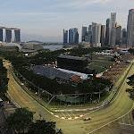Adrian Sutil (GER) Sahara Force India VJM06Marina Bay Street Circuit, Singapore.