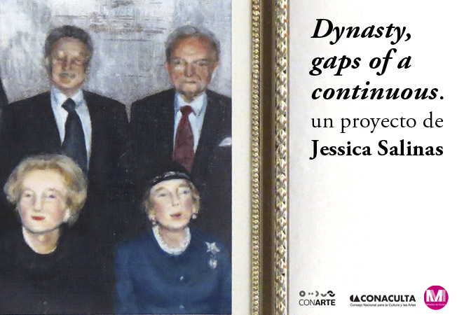 Jessica Salinas: Dynasty, gaps of a continuous.
