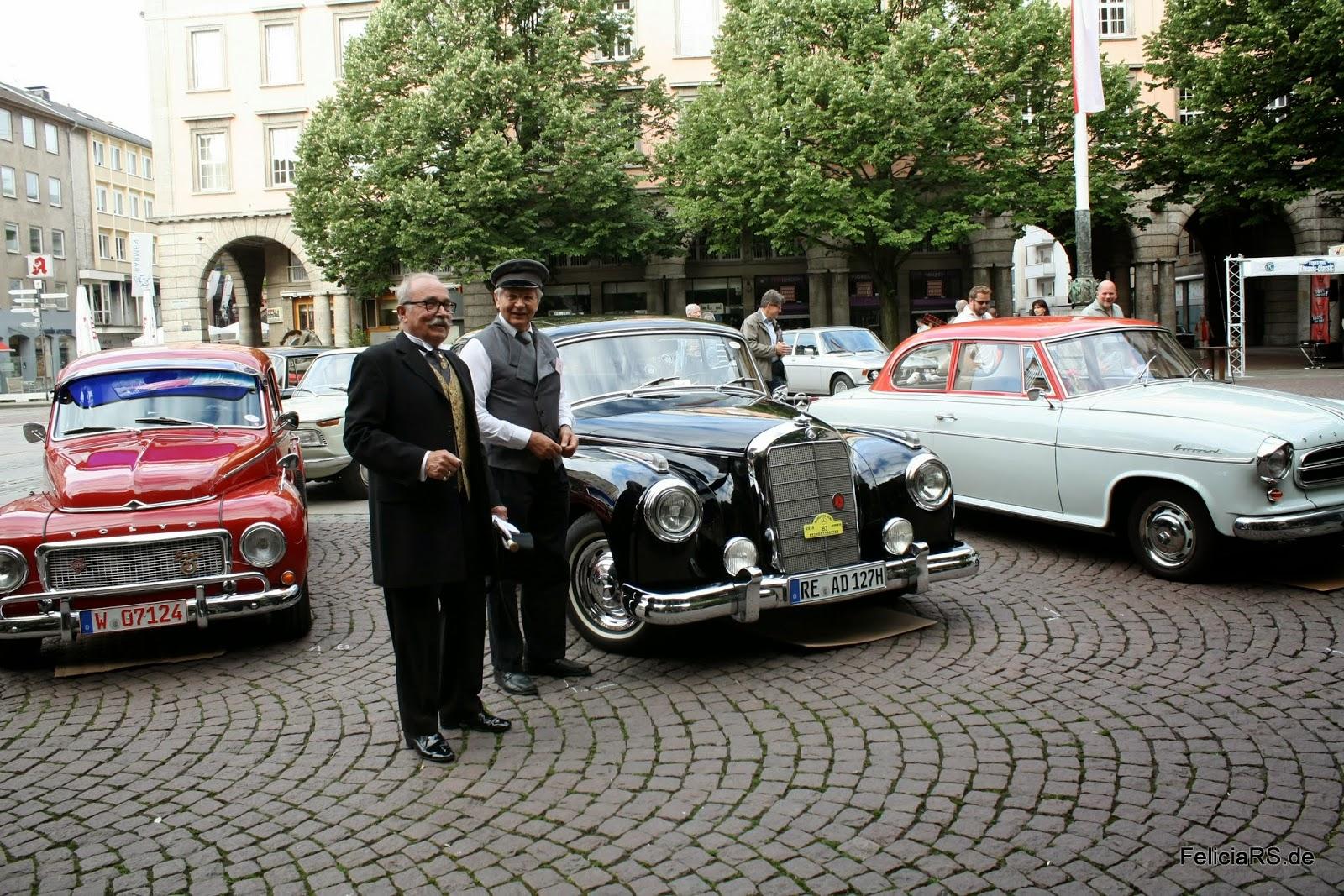 """Mercedes Benz 300 d """"Adenauer"""" 1960"""
