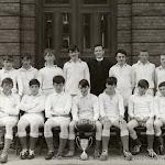 Crescent College Junior Cup Team 1965-66