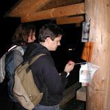 Noční pochod za Brdskou čarodějnicí 2006