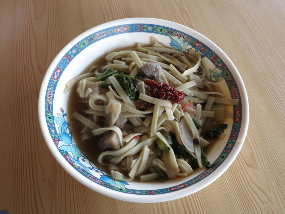 Noodle Soup offered by the Sera Je Food Fund