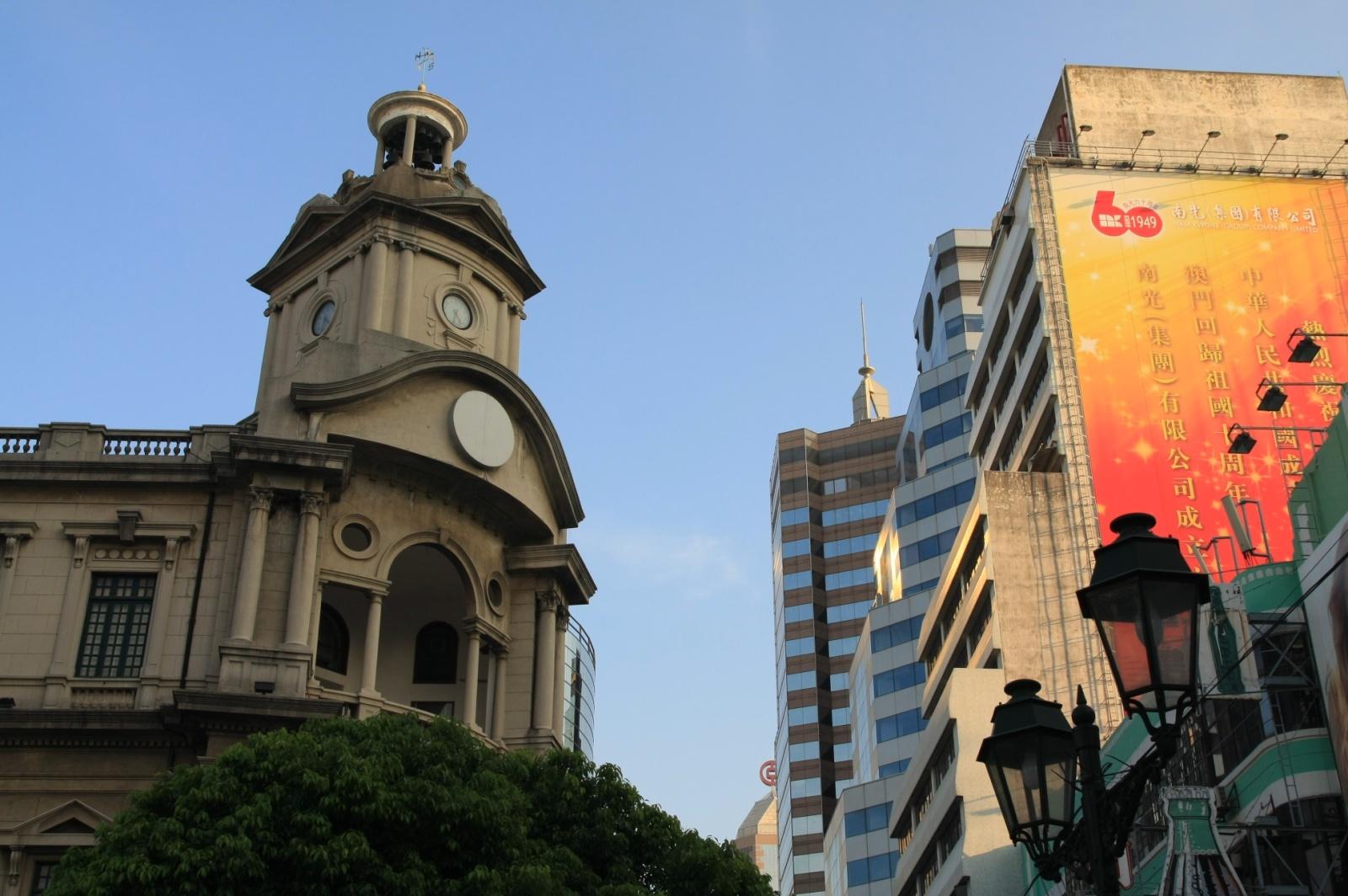 Hong Kong, Macau, China
