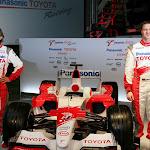 Toyota TF106 launch