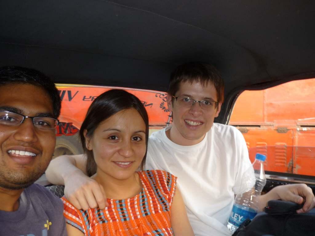in Mumbai Taxi