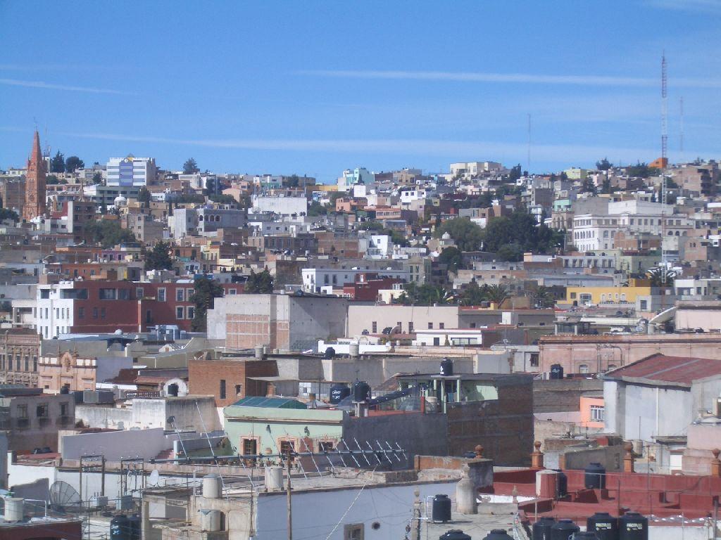 Minenstadt Zacatecas
