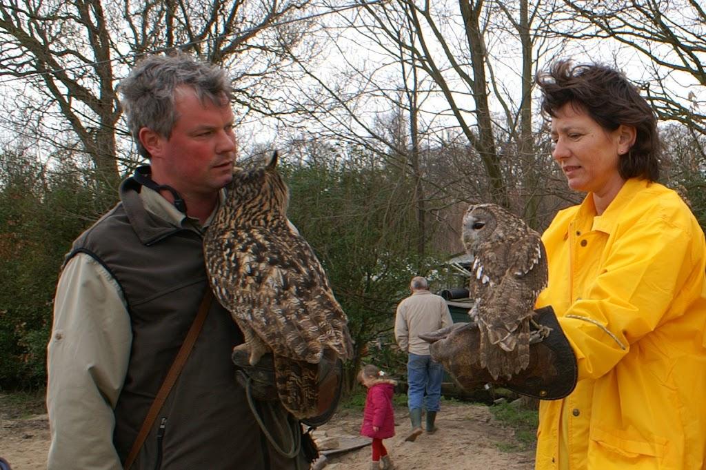 Opening Speeltuin en Roofvogelshow 17 maart 2007 - Nr_070