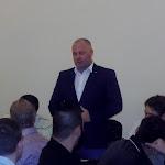 Halász Attila, a Via Nova ICS Baráti Körök elnöke
