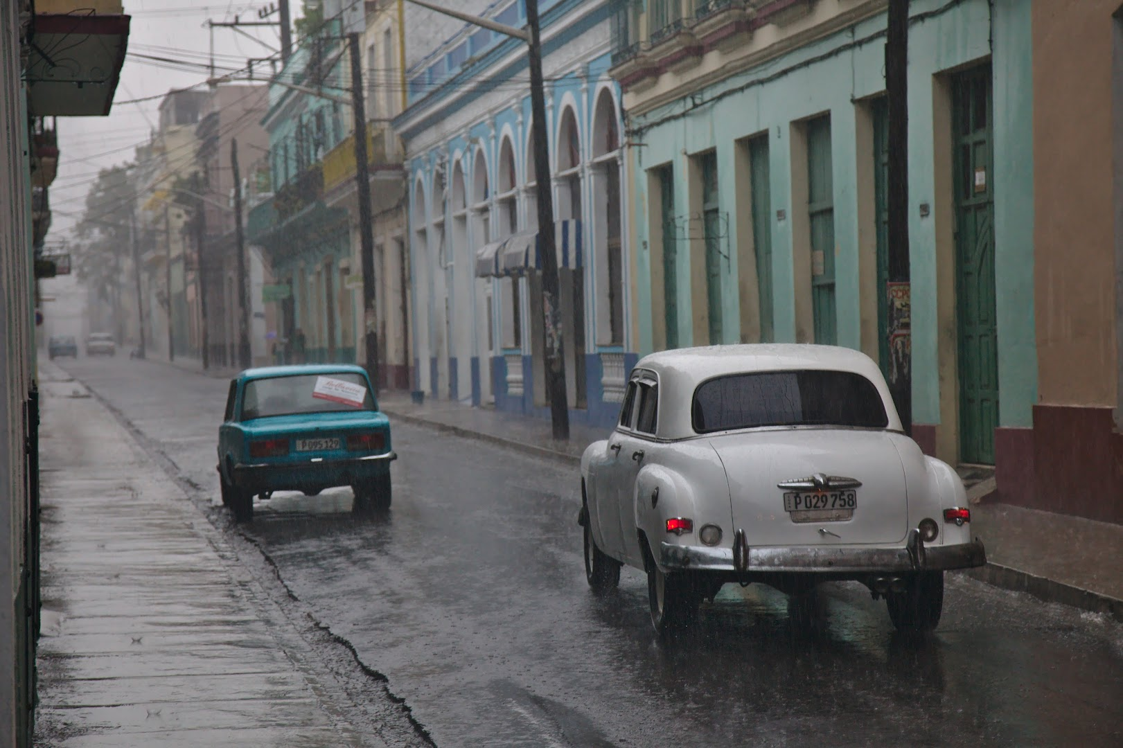 June is a rainy season in the Caribbean
