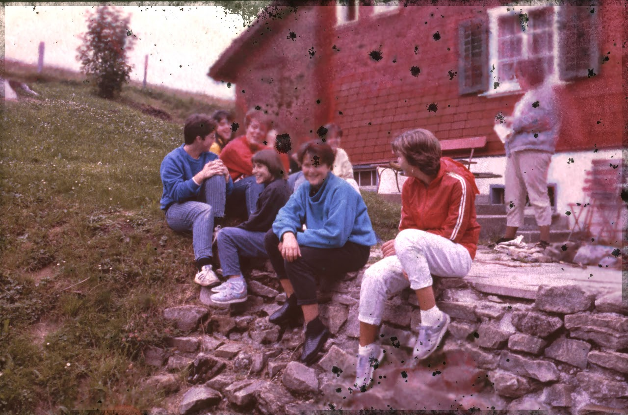 1985 Sommerlager - Sola85_278