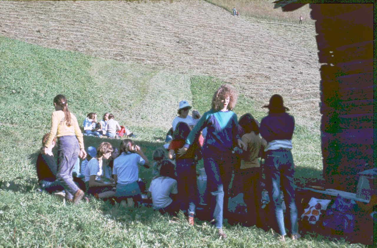 1981 Sommerlager JW - SolaJW81_025