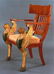 Кресло ок.1765 г. 95/67/59 см.