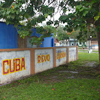 You can never forget the Revolución in Cuba