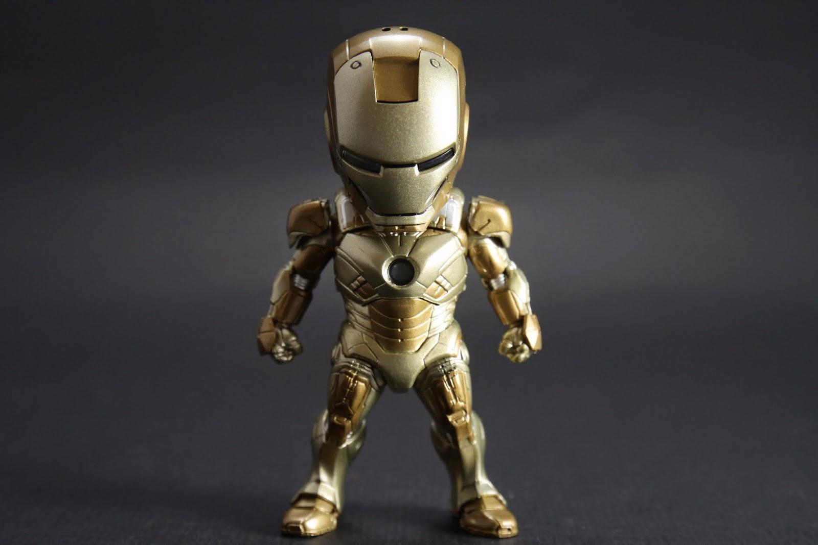 然後 他其實根本跟MK VII長的一樣啊!