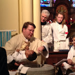2013 Trinity Baptism & Marriage Blessing, 29 Dec