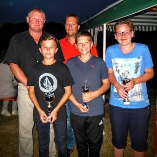 Vereinsmeisterschaften 2015 Knaben