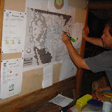 Zanášení postavených úseků železnice do mapy