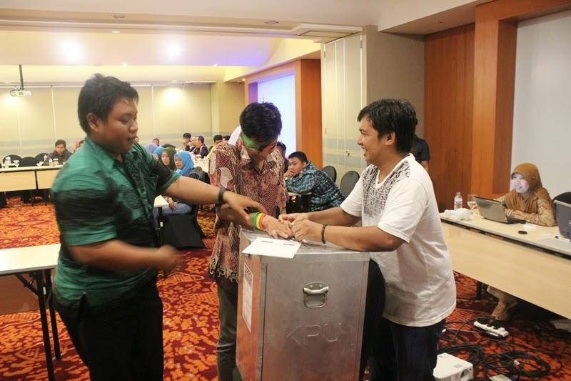 South Kalimantan Workshop Election Voting Simulation 27-28 June 2014 - 1 (E)