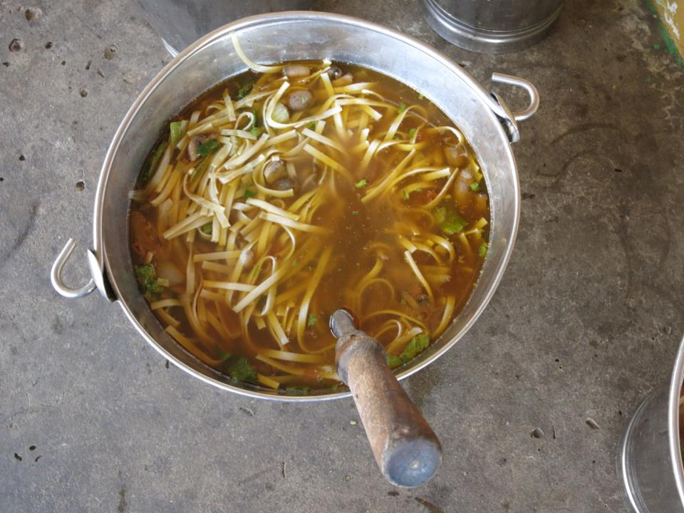 Noodle Soup, offered by the Sera Je Food Fund