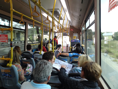 round the island bus