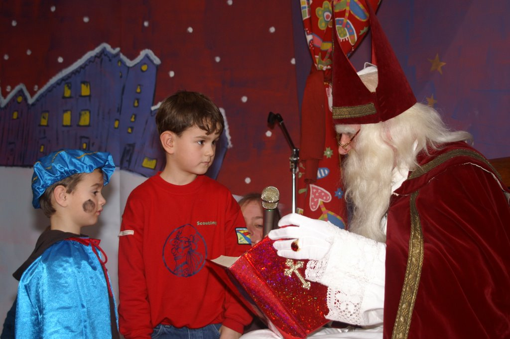 SinterKlaas 2006 - PICT1578