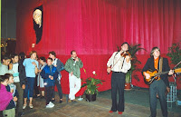 2e Nuit 2001 05 Ambiance Accueil musical Ziganzik Cossé