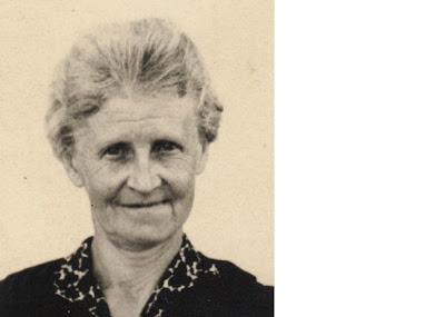 Louise LAMBERT (mère d'Edgard et Richard CHAMBERLAND)