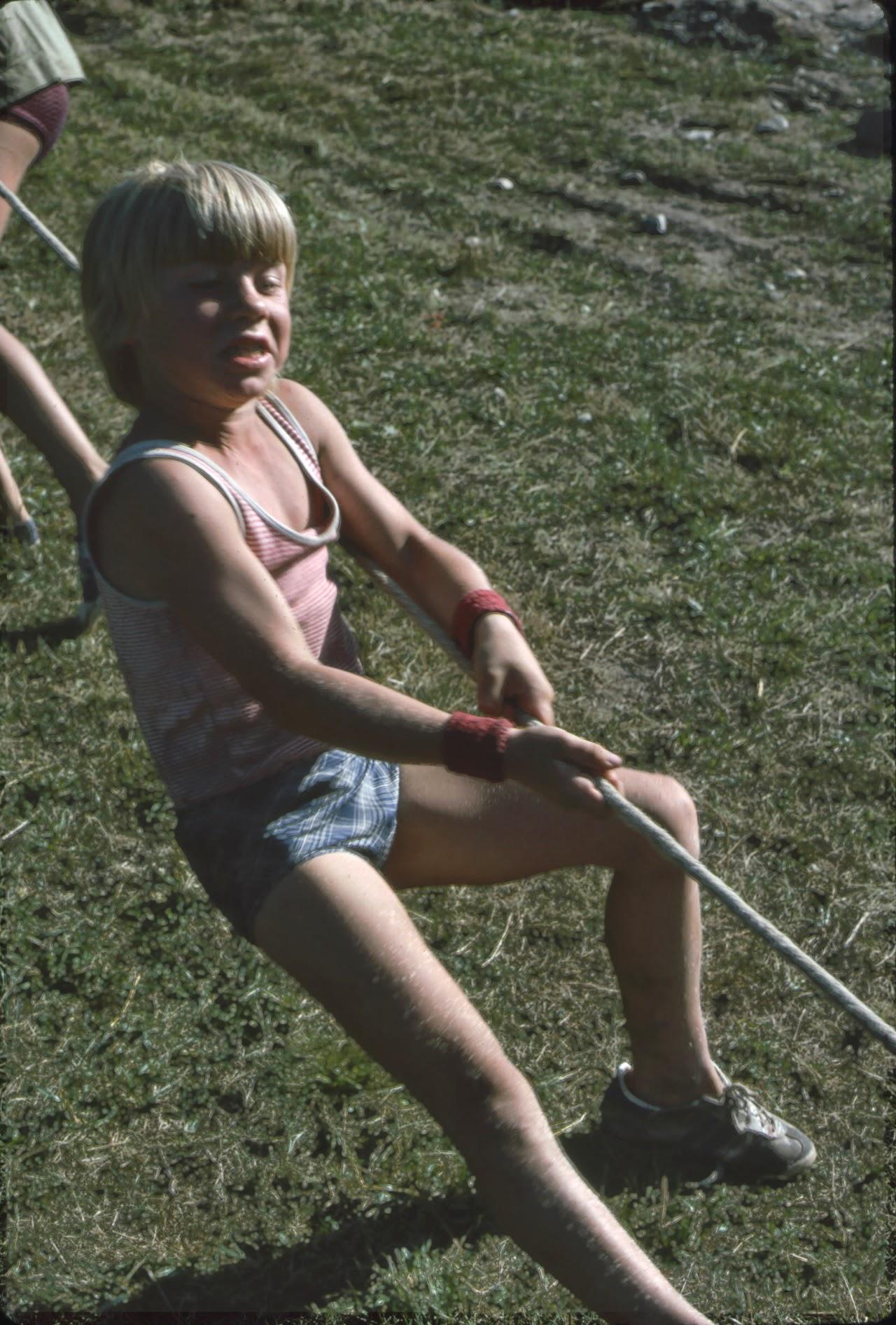 1981 Sommerlager JW - SolaJW81_152