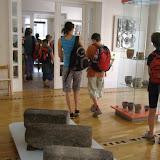 Celodenní výlet do Sedlčan (3) - expozice o pravěku v městském muzeu
