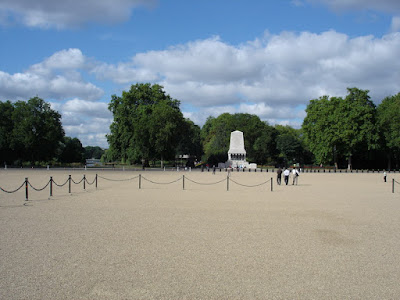 The Horse Guards Parade Grounds