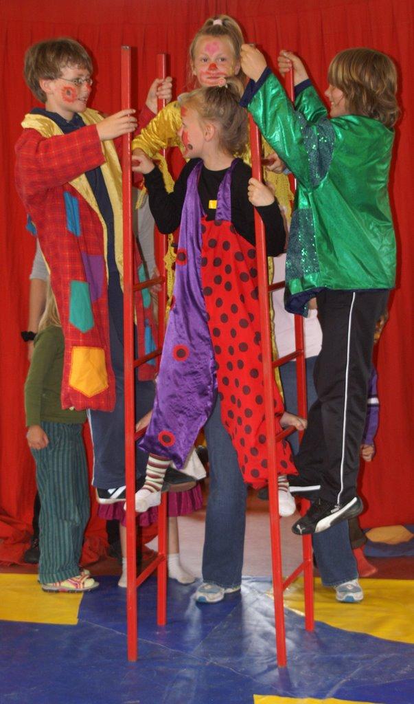Circus en Receptie 60 Jarig Jubileum - jub230