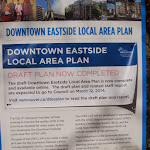 Downtown Eastside Local Area Plan poster