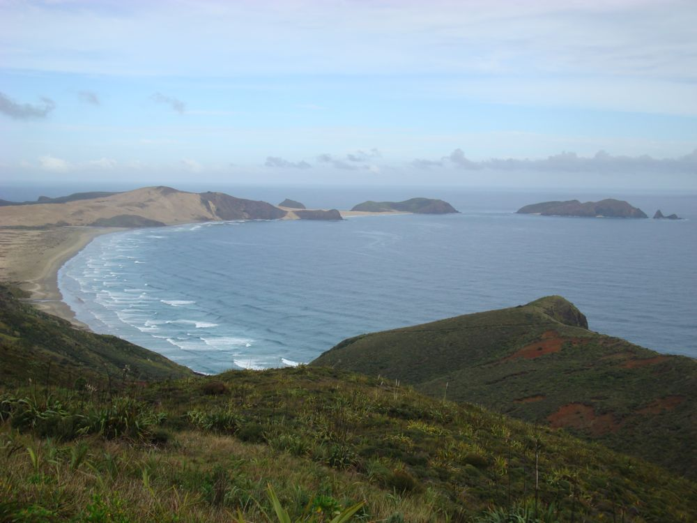 Looking West at the Cape