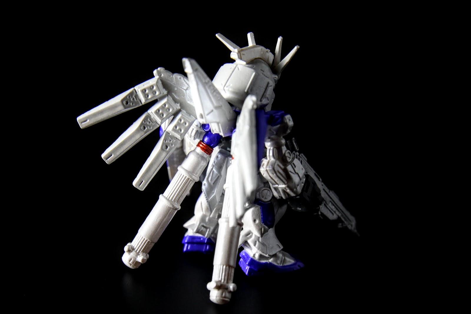 當時Hi-Nu官方造型就是07年MG的新譯造型